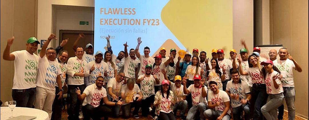 Cartagena, Colombia Global Safety Day celebration